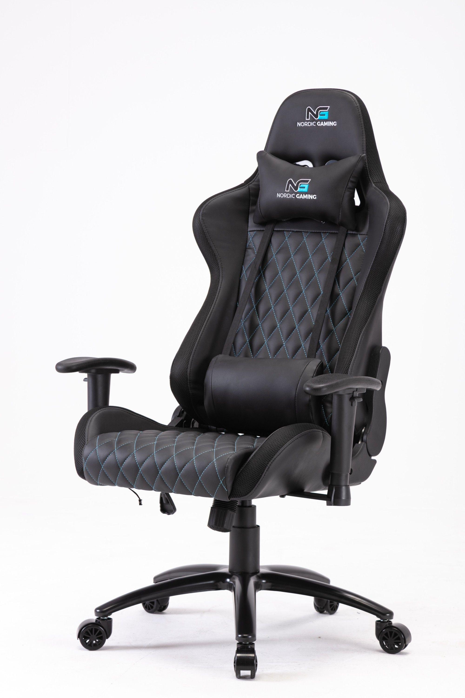 Nordic Led Gaming Computerstuhl Burostuhl Gamer Stuhl Sessel Racing Schwarz In 2021 Gamer Stuhle Burostuhl Stuhle