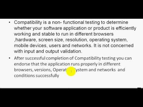 What Is Compatibility Testing And Common Testing Defects