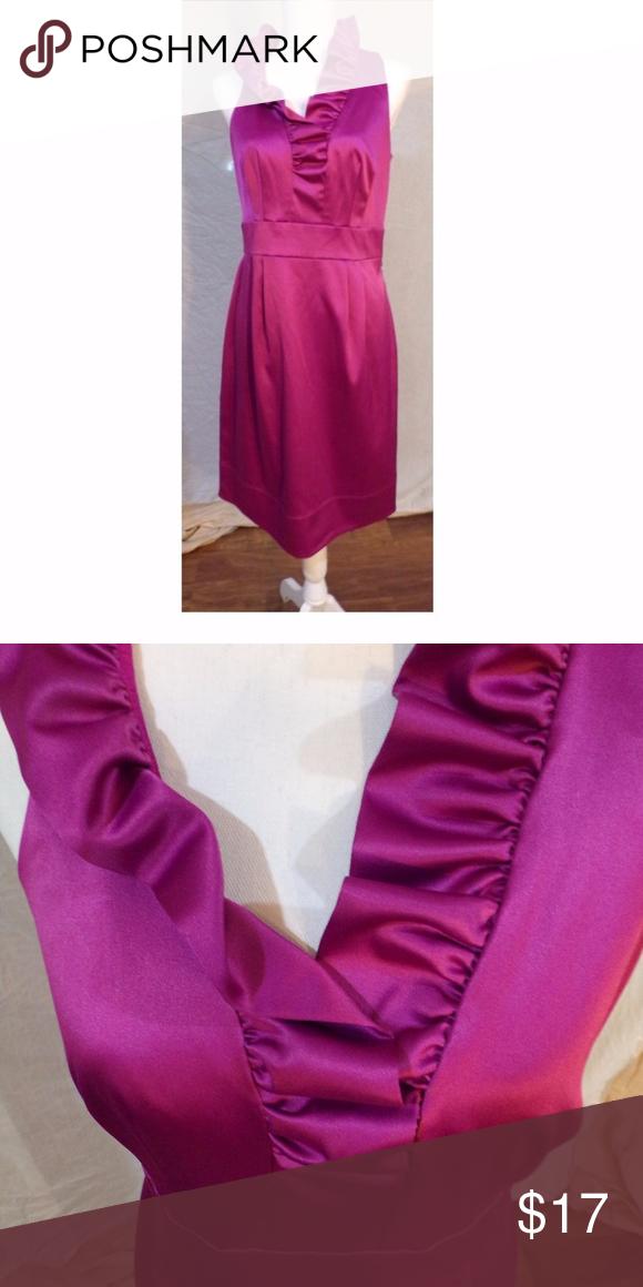 Dress Barn Fuchsia Purple Cocktail Dress Collection Dress Barn brand ...