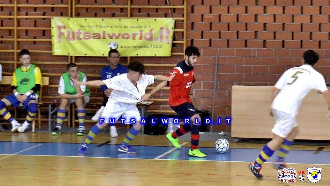 9/2/20 Bergamo C5 Cardano '91, highlights U19 Futsal