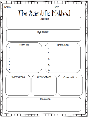 Printables 6th Grade Scientific Method Worksheet 1000 images about stem scientific method on pinterest what do scientists student and science