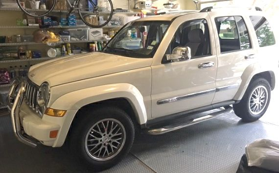 Shady Mechanics Yuck 2005 Jeep Liberty Jeep Liberty Jeep