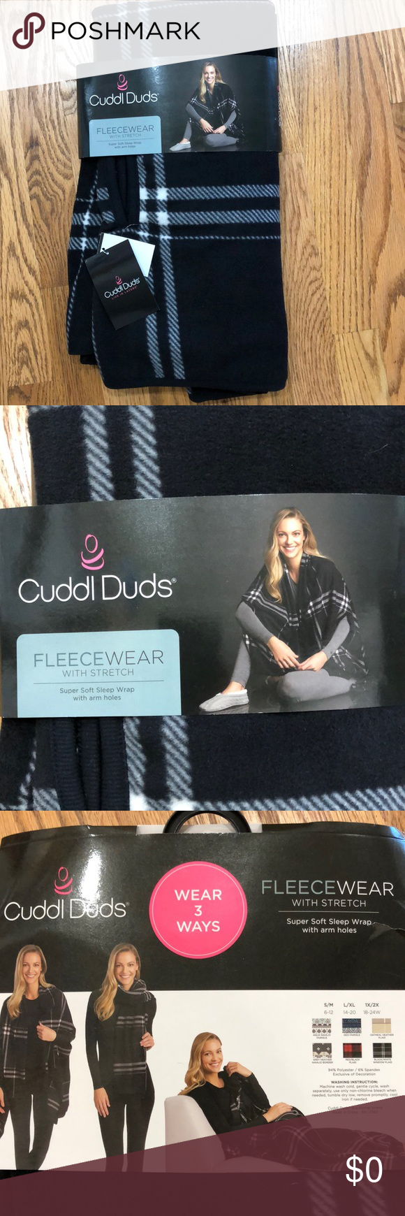 Cuddl Duds Nwt Cuddl Duds Clothes Design Things To Sell