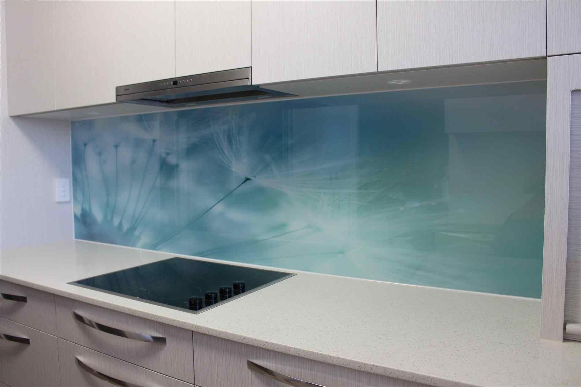 Subway Kitchen Solid Glass Backsplash Ideas Tempered Jade Swirls