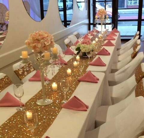 Heaven Sent Baby Shower Party Ideas   Photo 2 of 6 Gallery