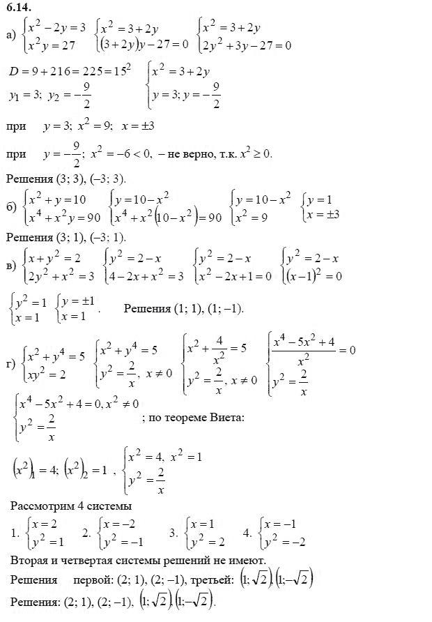 Решение упражнения для повторения 7-9 класс алимов