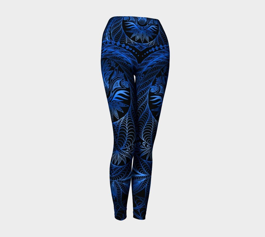 Lovescapes Yoga Leggings (Maytime Melodies 03)