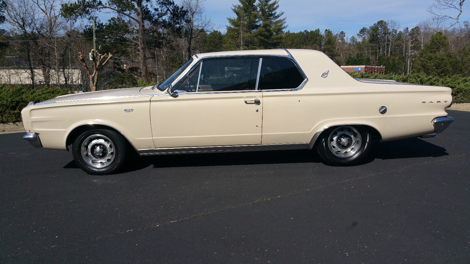 1966 Dodge Dart Gt 2 Door Hard Top Ebay Dodge Dart Gt Dodge