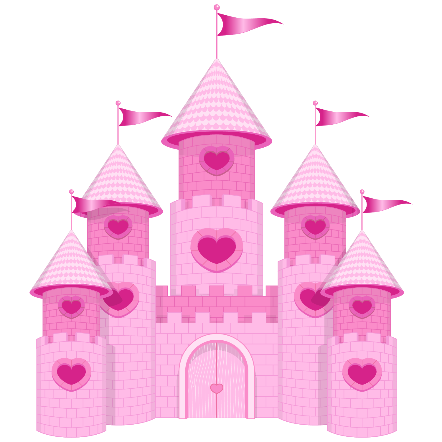 princesas e pr u00edncipes ca62 03 png minus birthday for princess castle clipart black and white pink princess castle clipart