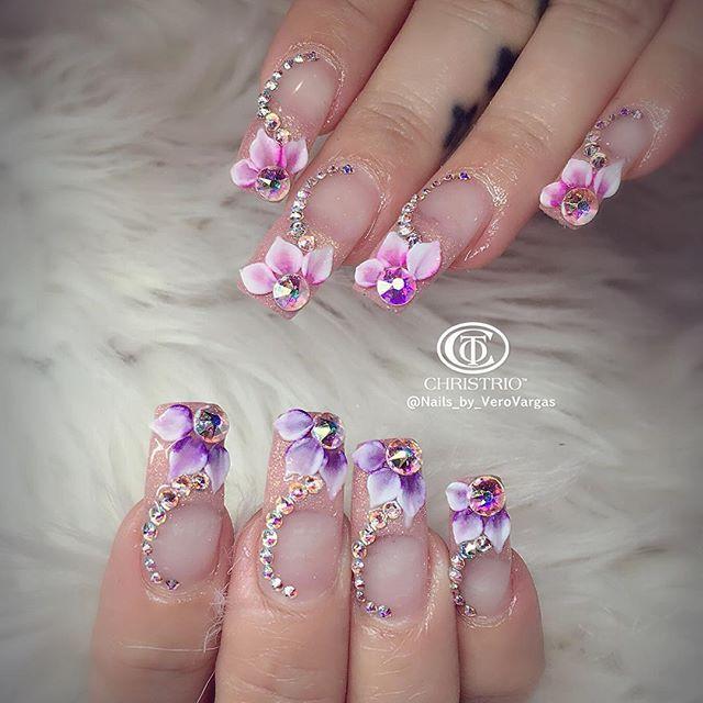 Pin de Kanae en NAIL catalog | Pinterest | Diseños de uñas, Arte de ...