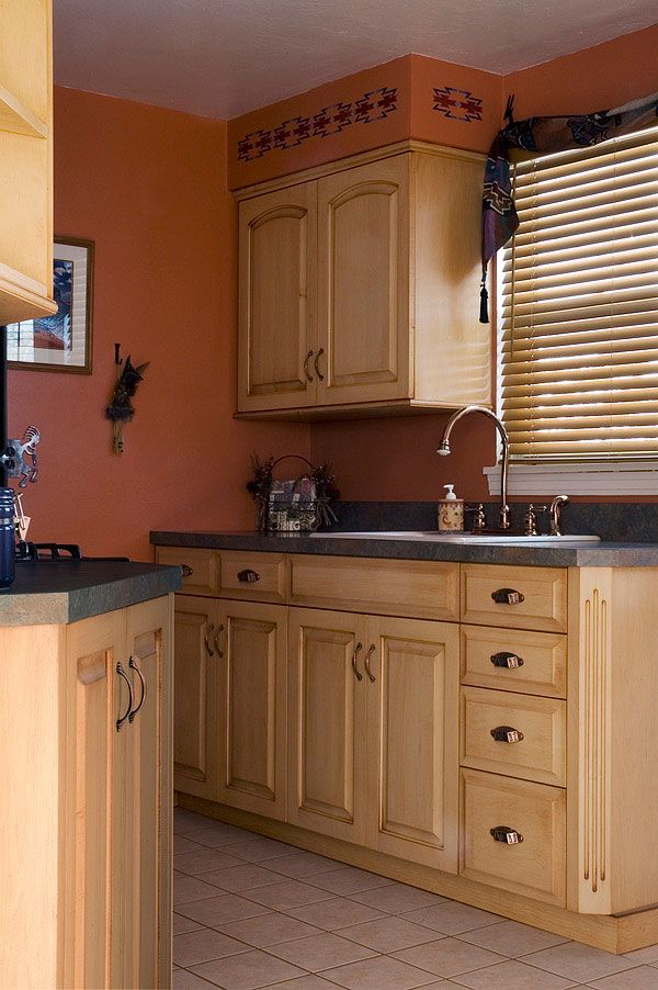 Southwest Kitchen Design Professional Cabinet Maker Serving The Delectable Southwest Kitchen Design