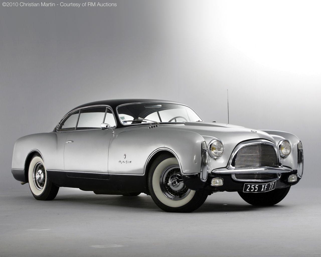 1953 Chrysler Special GS-1 | Chrysler | SuperCars.net