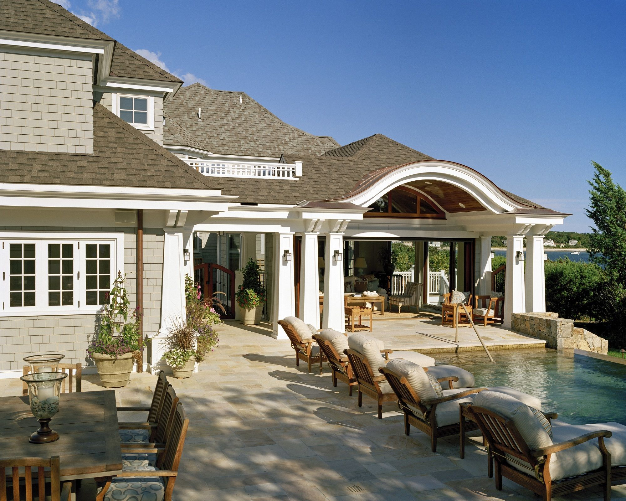 a patio that makes a seamless transition from inside to out mma