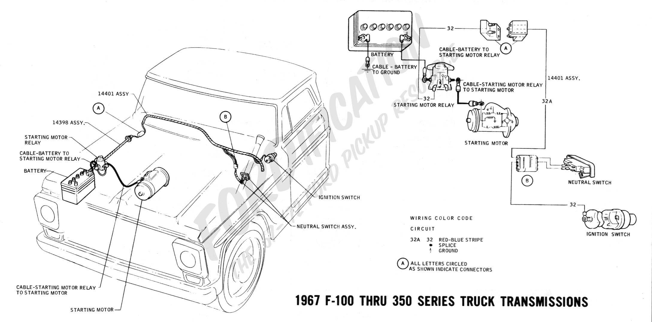 Wiring 1967trucktranny Jpg 2177 1076 Diagram Wire Relay