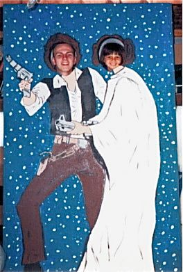 star wars face in the hole board google search - Face In Hole Halloween