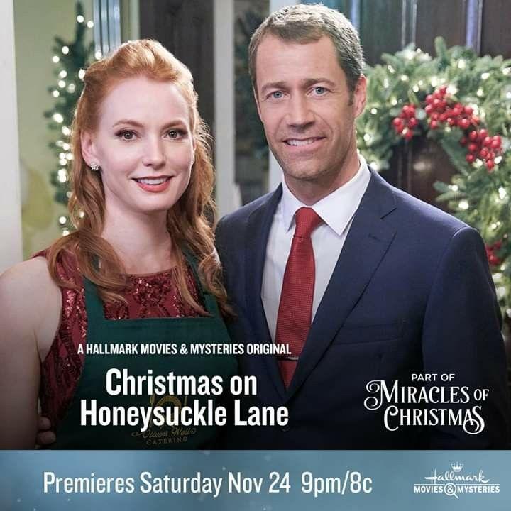 Christmas on Honeysuckle Lane   Hallmark christmas movies, Christmas movies, Hallmark movies