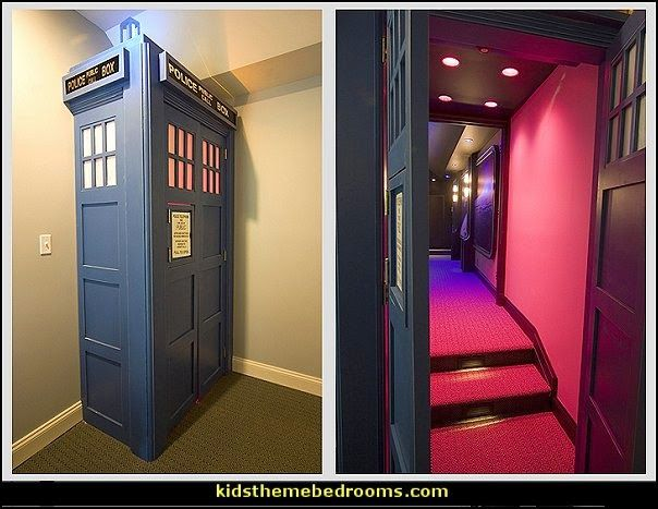Doctor Who Theme Bedroom Decorating Ideas Part 11