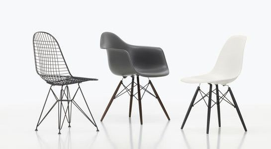 Charles & Ray Eames Stühle