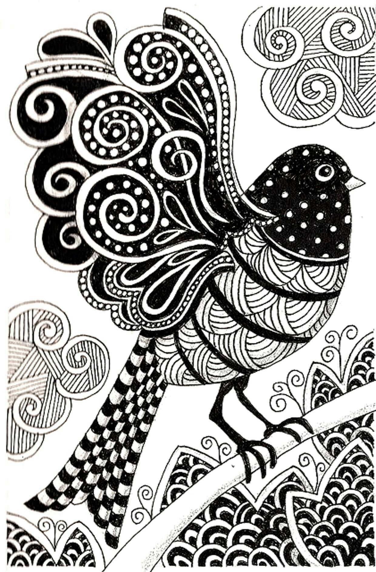 Pin by Shel Young on Zentangle | Pinterest | Template
