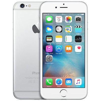 Apple Iphone 6 128gb Refurbished Silberfarben Smartphone Handy Ohne Simlocksparen25 Com Sparen25 De Spar Apple Iphone Apple Iphone 6s Plus Apple Iphone 6