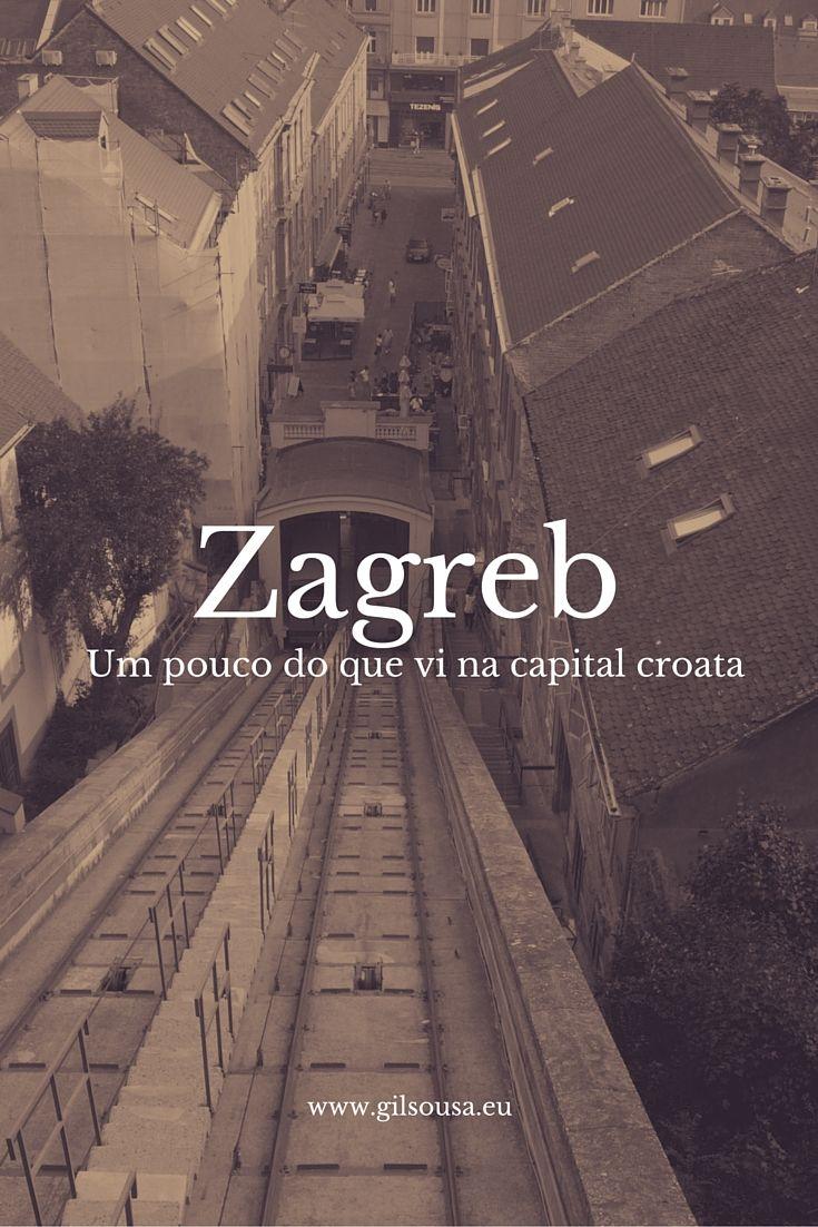 Visitar Zagreb A Capital Da Croacia Por Uns Dias Zagreb Croacia Air France