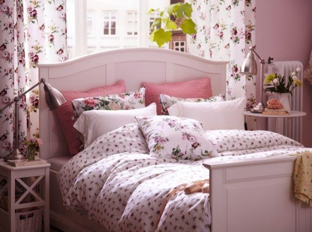 chambre #romantique #ikea | Décoration | Pinterest | Chambre ...