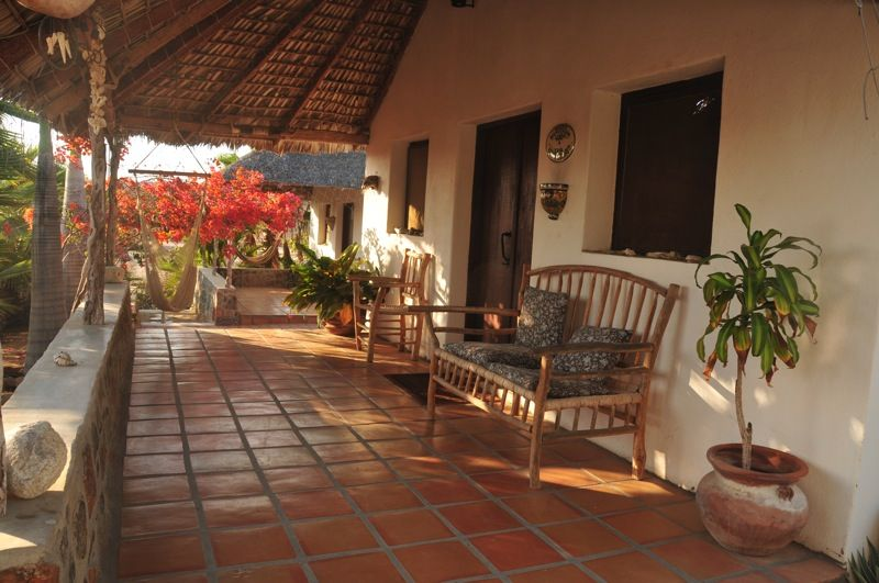Our Mexican Ranch Style Compound Offers Economical Options