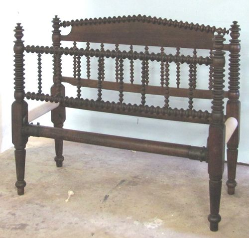 Antique Jenny Lind Or Spool Bed The Farmhouse Making