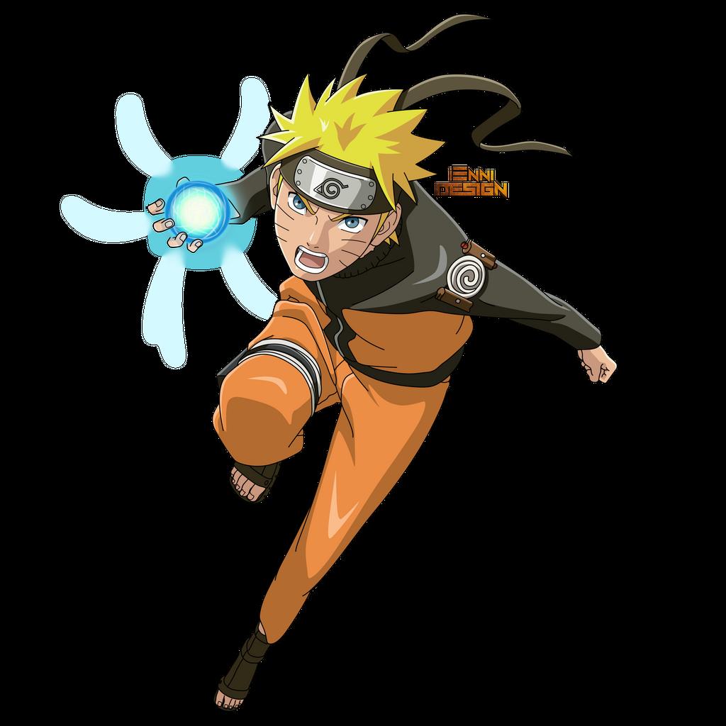 Naruto Shippuden Naruto Uzumaki Rasengan By Iennidesign On Deviantart Gambar