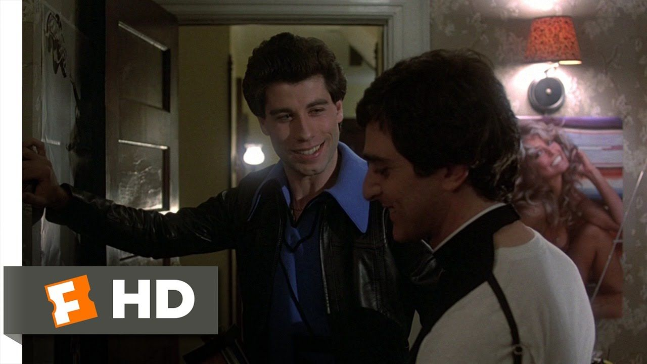 Saturday Night Fever (4/9) Movie CLIP - Brother Frankie (1977) HD