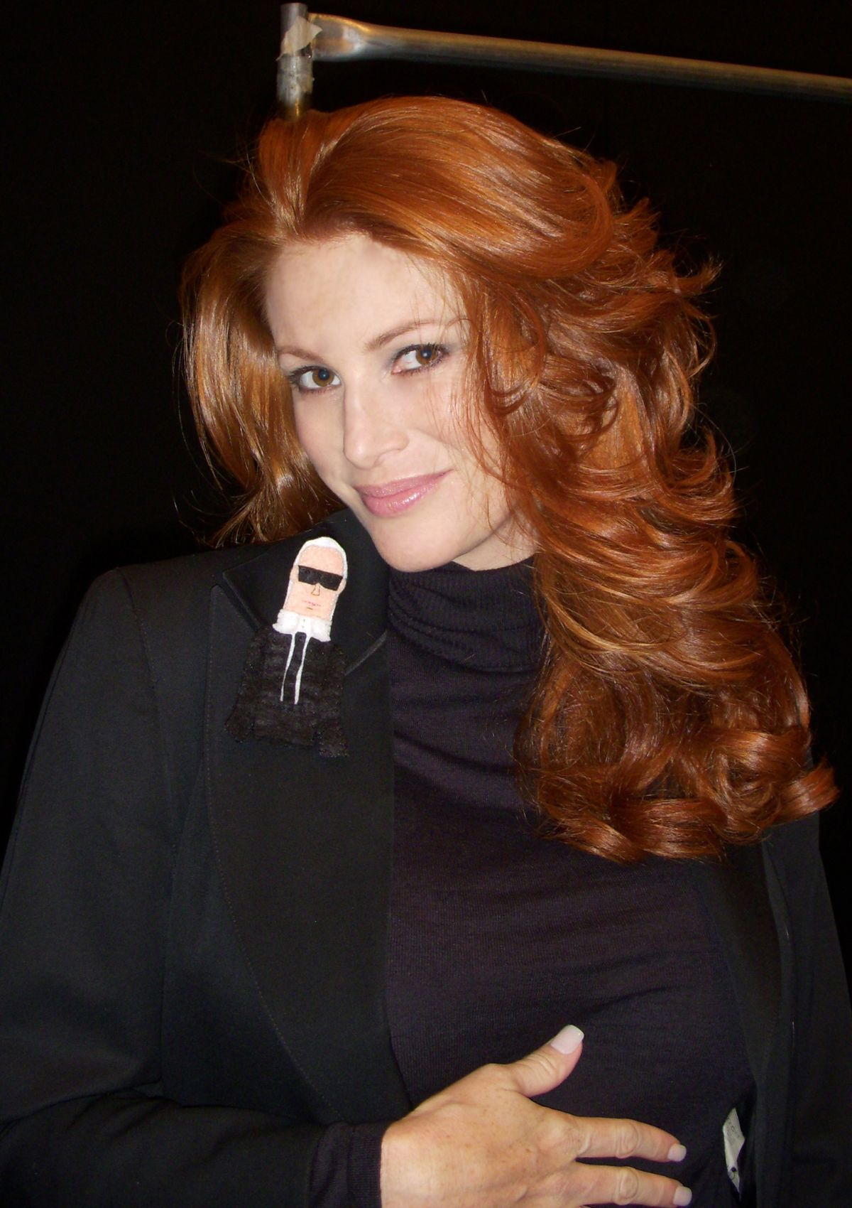 Angie Everhart Hot Videos angie everhart born 1969 (as angela kay everhart) hollywood