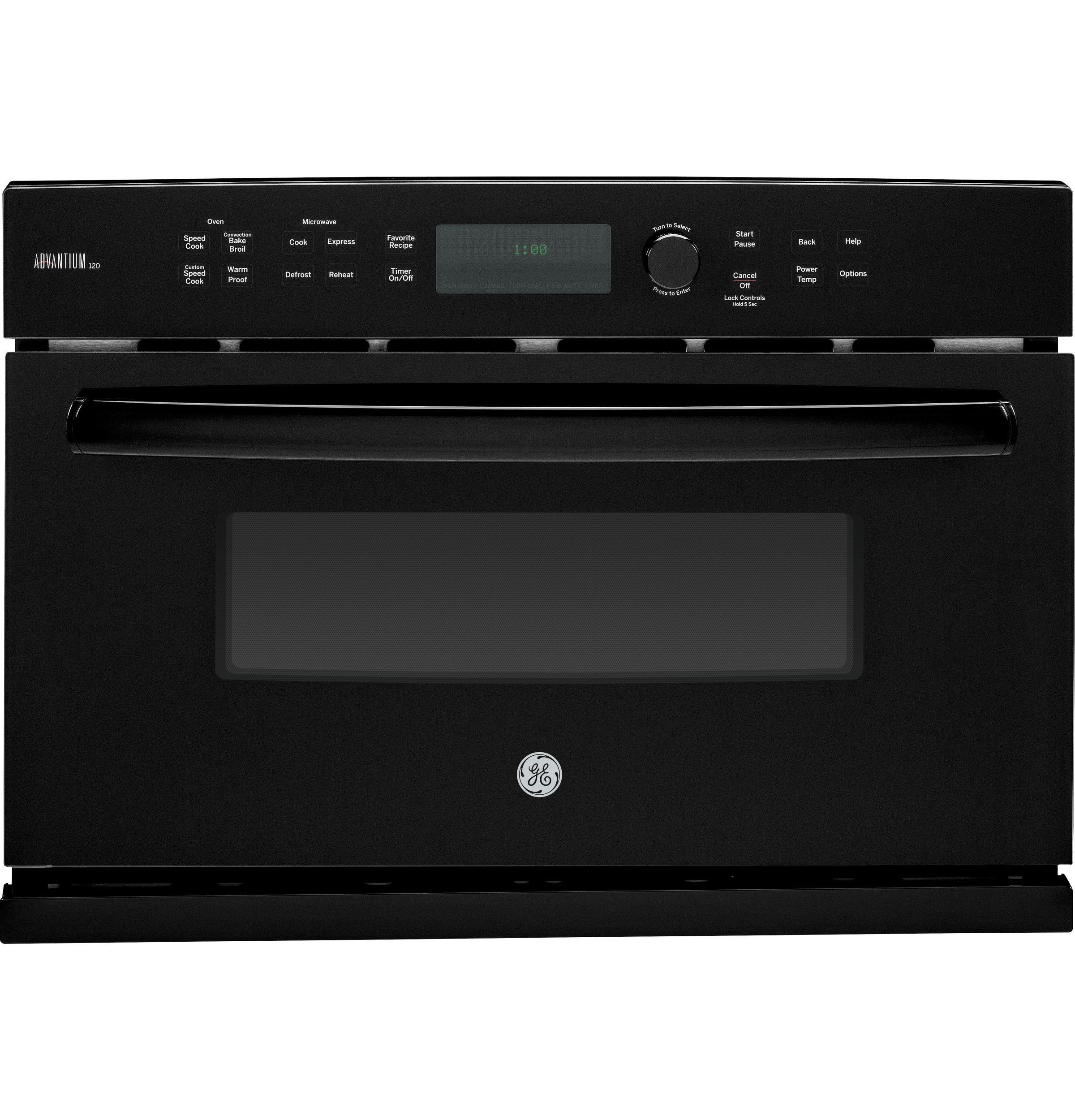 GE Profile™ Series 27 in. Single Wall Oven Advantium