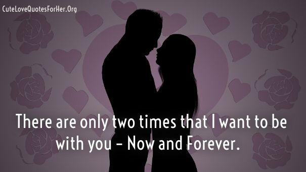 Cute One Line Love Quotes For Him And Her With Images. Best 1 Liner Love  Quotes And Sayings Are Short But Easy To Romance And Share With Life  Partners.