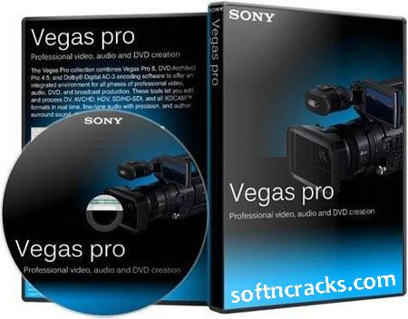 Sony Vegas Pro 13 Crack 32-64 bit Serial Number Key Patch | Serial