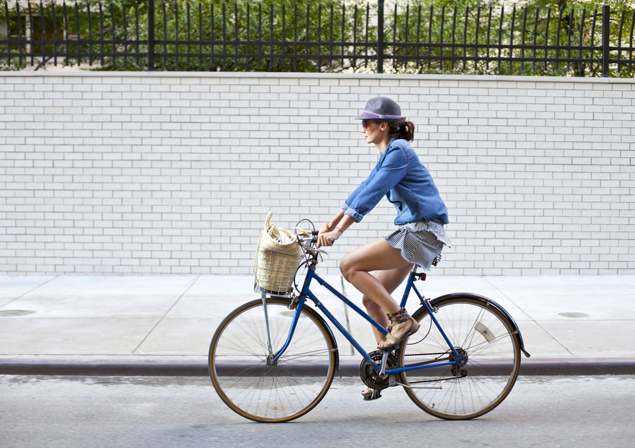 Bike Friendly Fashion To Wear On Your Work Commute Bicycle