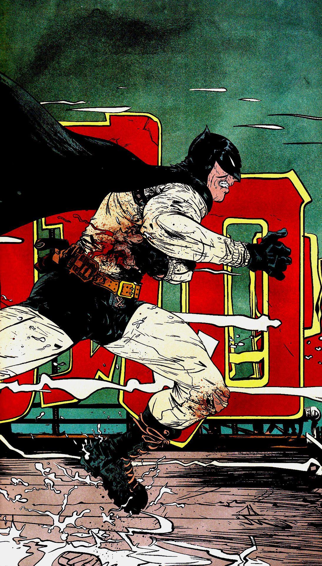 Batman: Year 100 by Paul Pope