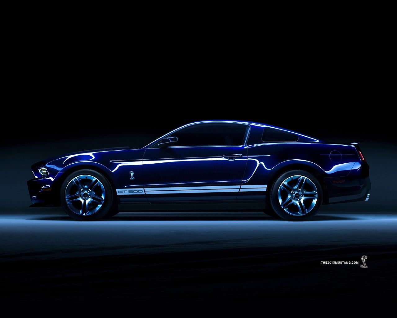 Ford mustang 2010 wallpaper