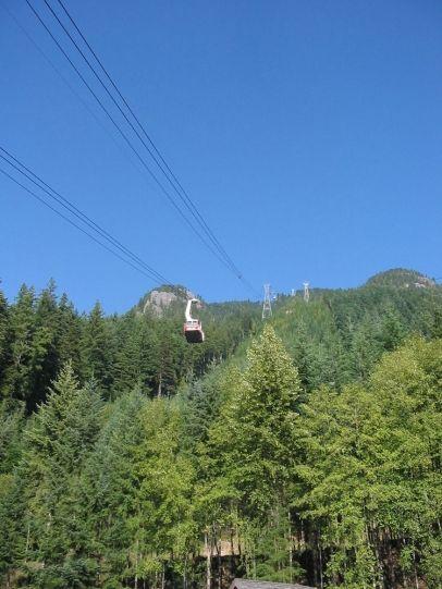 Grouse Mountain - Vancouver Canada