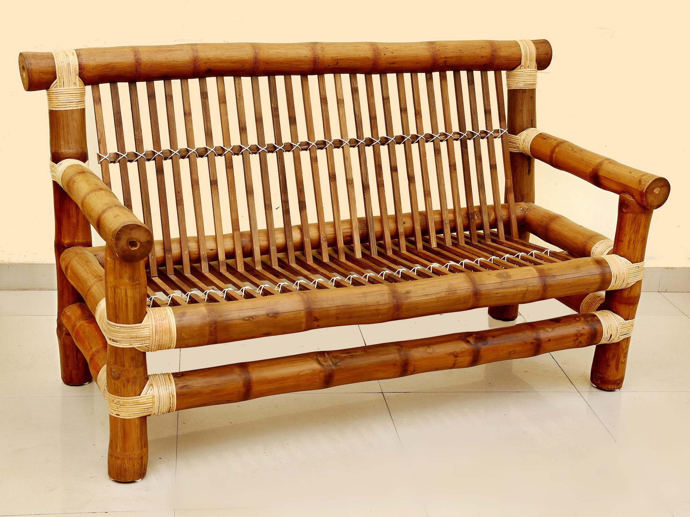 Cane Sofa Set Kerala Covers For Sofas With Pillows Bamboo And Rattan Design I Deahouse Thesofa