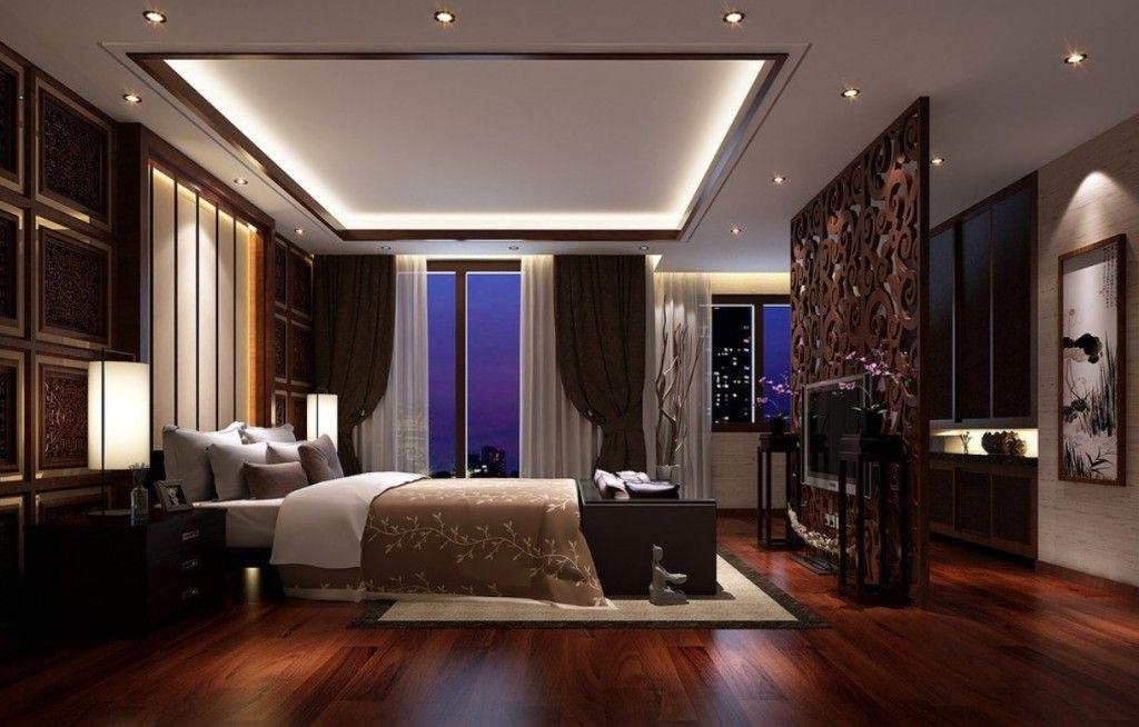 Rustic Wooden Floor Bedroom Design Inspirations Luxurious