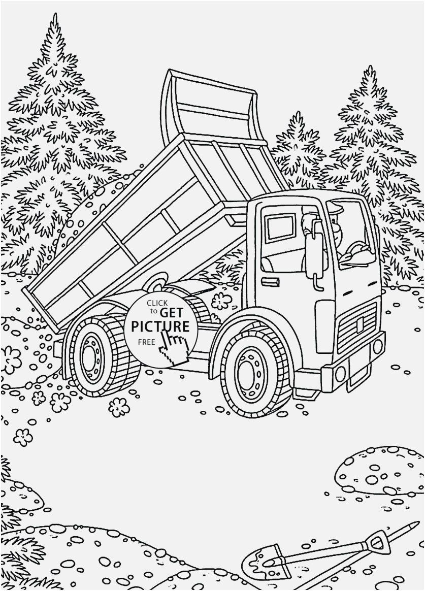 Garbage Truck Coloring Page Fresh Coloring Pages Picking ...