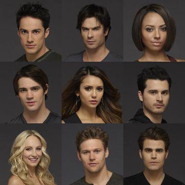 Tvd Season 6 Pics Vampire Diaries Vampire Diaries Seasons Vampire Diaries Cast