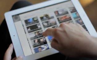 Watchup is a new app that aggregates video news for easy iPad watching.