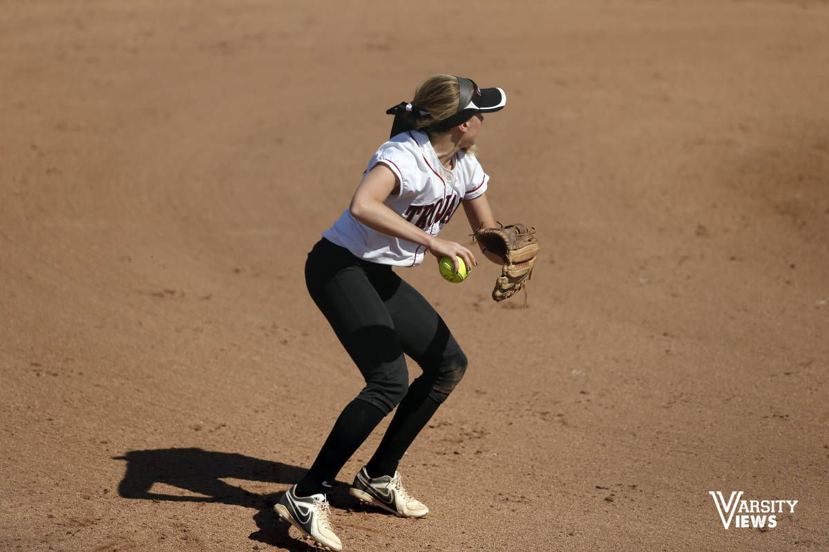 Girls Varsity Softball Center Grove Vs Terre Haute South Vigo Vigo Terre Haute Softball