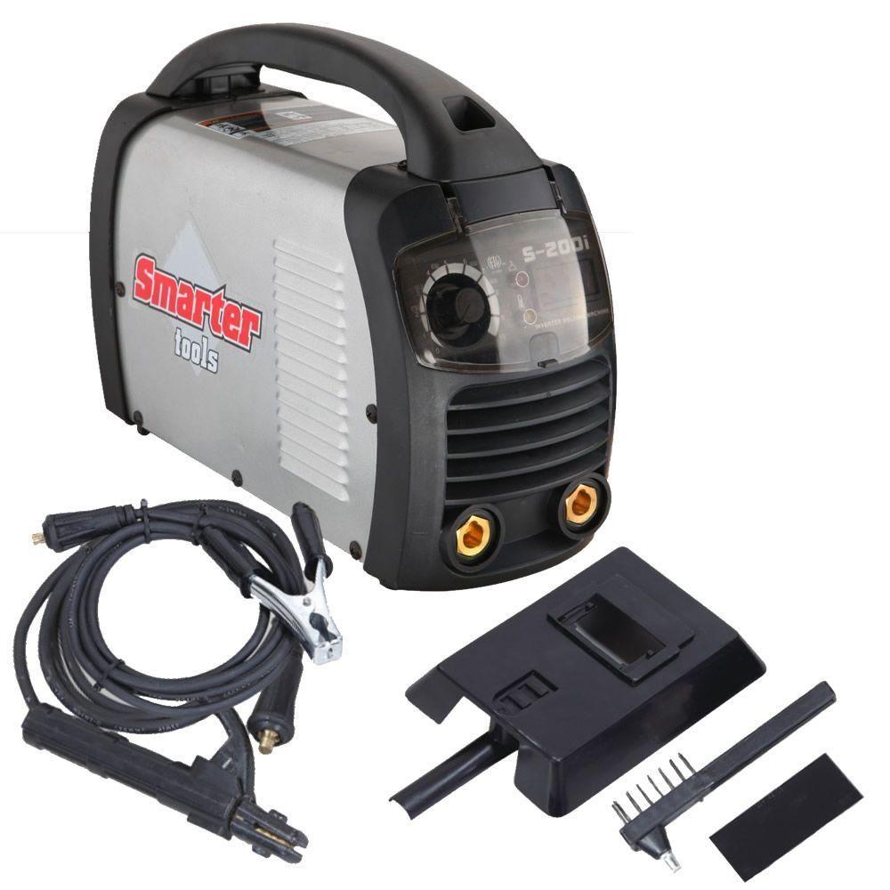 Smarter Tools 200-Amp Igbt Inverter ARC Welder | Products