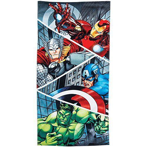 Marvel Heroes Iron Man Thor Captain America Hulk Beach Pool Gym