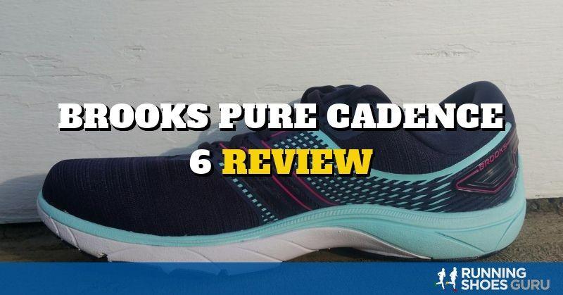 Brooks Pure Cadence 6 Review