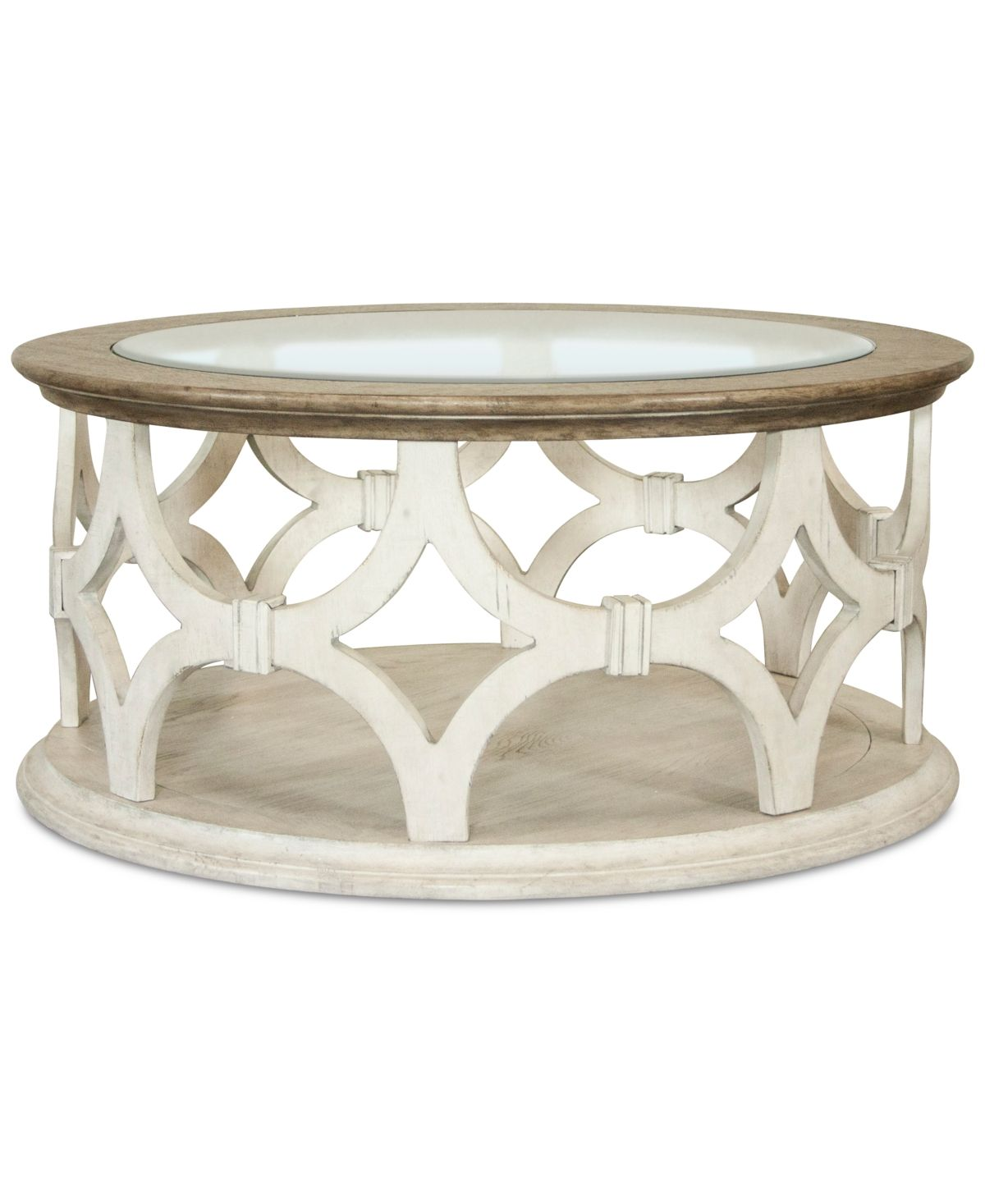 Pin By Imy Qasem On Art In 2021 Coffee Table Farmhouse Round Coffee Table Coffee Table [ 1467 x 1200 Pixel ]