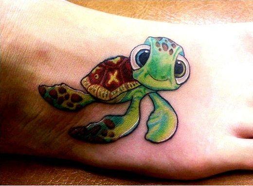 tatouage tortue samy enfantin pied envie de tatouage et pourquoi pas un tatouage de tortue. Black Bedroom Furniture Sets. Home Design Ideas