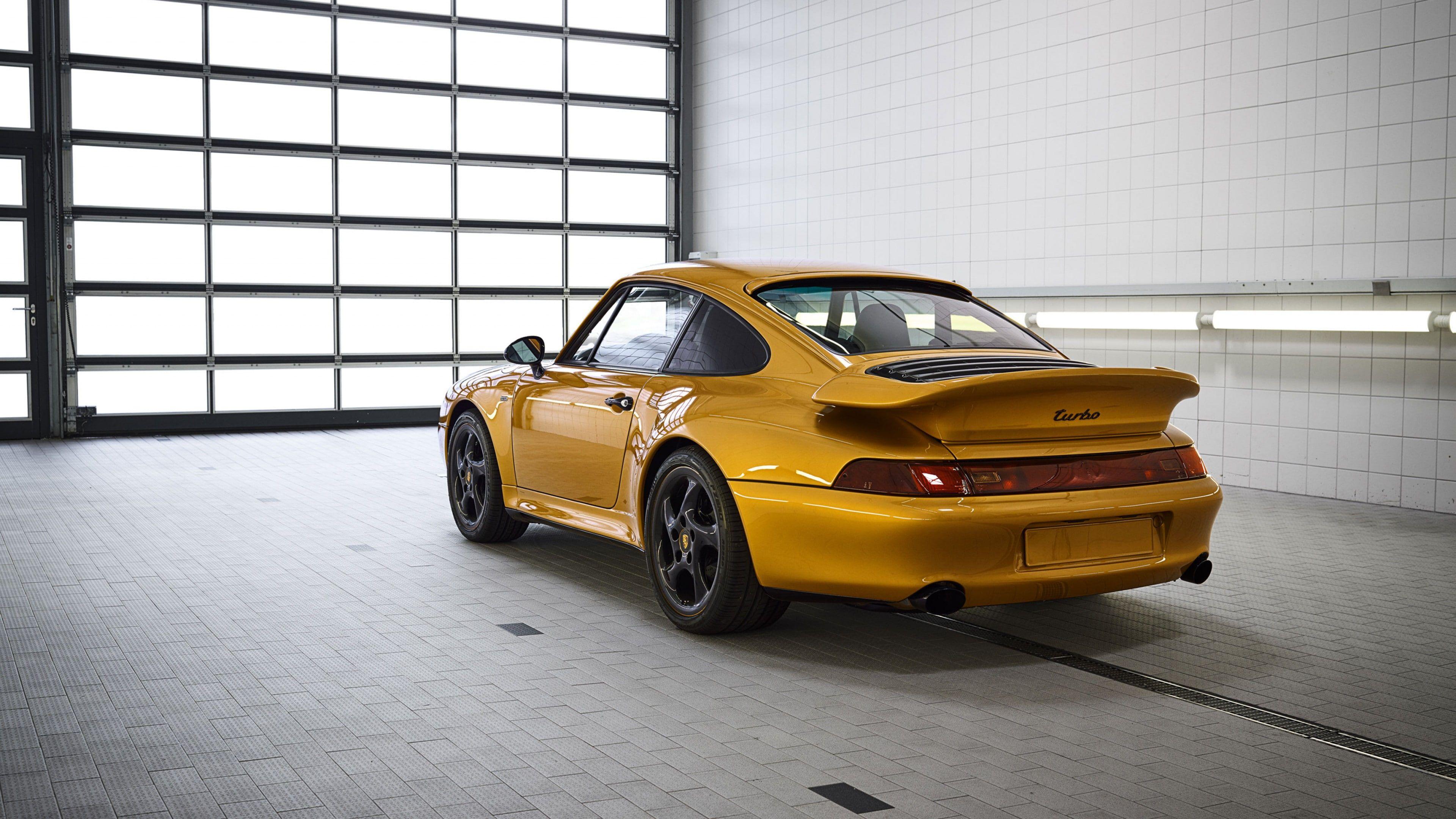Porsche 993 Turbo S Project Gold 2018 Cars Limited Edition 4k 4k Wallpaper Hdwallpaper Desktop Porsche Panamera Turbo Porsche 993 Porsche